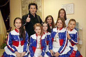 «Джельсомино» объявляет о наборе детей на новый учебный год