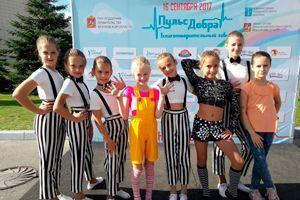 «Джельсомино» стал частью «Пульса добра» в Коломне.
