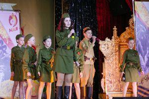 Праздничный приём в честь 73-ей годовщины Великой Победы: «У нас победу не отнять!»